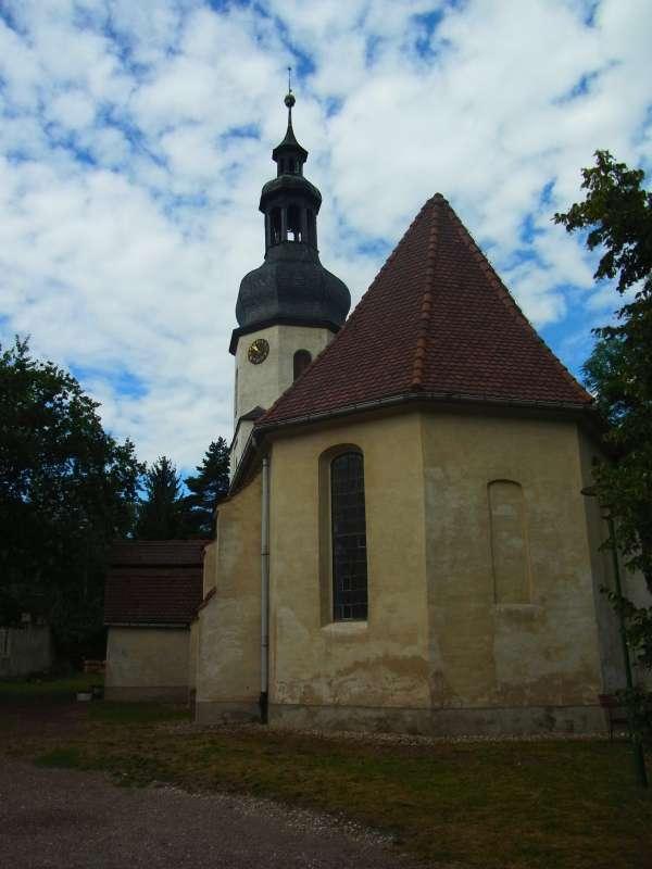 Evangelische Kirche St. Elisabeth in Beesen