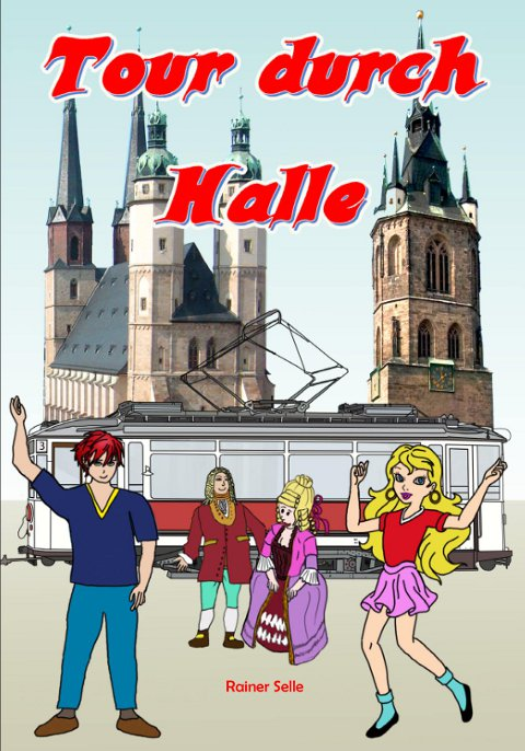 Tour durch Halle