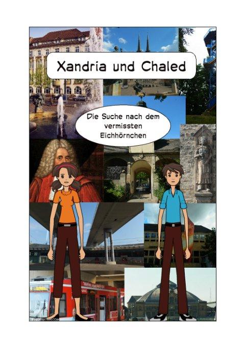 Xandria und Chaled